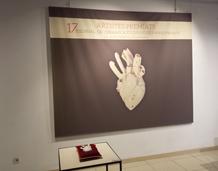 Exposició col·lectiva dels Premiats de la 17 Biennal de Ceràmica d'Esplugues