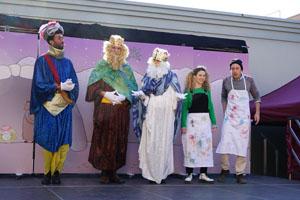 En Fanguet, la Terrisseta i els Tres reis tornen el dia 5 de gener a Esplugues amb moltes novetats